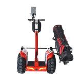 Vespa de equilibrio del golf de la vespa del uno mismo eléctrico de Ecorider 4000W para la venta