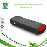 Lithium-Batterie-Satz der hohen Kapazitäts-36V 6.6ah 7ah mit Wasser-Flaschen-Kasten