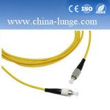 低価格のシングルモード光ファイバパッチ・コード、光ファイバニンポー製造者のパッチ・コード
