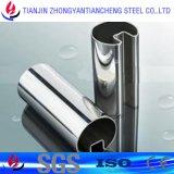304 316L 1.4301 1.4404 tubos de acero inoxidables Polished/tubo para las barandillas de la escalera