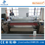Built-in Air Compressor Medical Gauze Tecelagem Loom com Tuck in