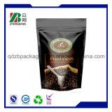 Sacchetto di caffè di plastica con la valvola