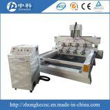 Multi-Spindeln CNC-Fräser mit den 6-8 Stück-Spindeln