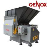 Ontvezelmachine van de Schacht van de hoge Capaciteit de Enige voor de Pijp van het Afval Plastic/HDPE/Plastic Fles