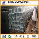 熱い販売Q235材料ERWの構造黒い正方形の管