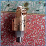 3 type pétrole hydraulique de la canalisation HS-GF inoxidable avec le joint tournant de la connexion 2 de bride ''