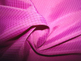 完全な伸張の繭紬ファブリック