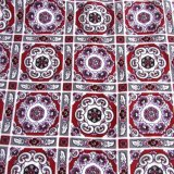 Tessuto chimico stampato del tessuto di rayon per i vestiti