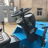 Entraîneur à quatre roues neuf de la roue 18HP pilotante avec le moteur diesel de Yanmar