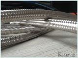 Heat-resistant S.S Braided plooide TeflonSlang PTFE