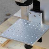 Машина маркировки лазера волокна алюминия 10W нержавеющей стали пластичная