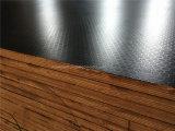 La película negra antideslizante de Brown hizo frente a la madera contrachapada Shuttering del infante de marina de la madera contrachapada de la madera contrachapada