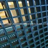 Plastica di rinforzo vetroresina che gratta con la resistenza chimica