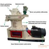 Machine de boulette pour l'essence brûlante de biomasse