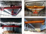 Pont roulant de levage de machines d'élévateur électrique modèle de Qz avec l'encavateur pour des centrales, entrepôts, atelier, usine