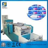 GezichtsWeefsel die van het Document van het Type van Tekening van het Vakje van de Hoge snelheid van het Ce- Certificaat het Automatische Machine maken