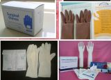 медицинская перчатка латекса 6.0 '' - 9.0 '' для хирурга/хирургической перчатки