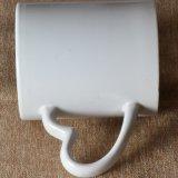 Kundenspezifischer Firmenzeichen-Heißer Verkaufs-keramischer Becher mit Inner-Griff