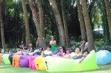 Im Freien kampierendes schnelles aufblasbares Luft-Sofa-Bett