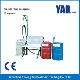 Máquina de embalagem de espuma de PU de baixo preço para produtos eletrônicos