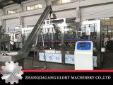 10L máquina tampando de enchimento de lavagem automática giratória da água mineral 3in1 Monobolc