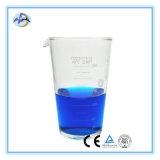 Flacon volumétrique en verre borosilicate avec bouchon en verre