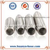 Coutume d'usine avec la pipe flexible d'échappement de couplage