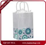 Helle Farben-Packpapier-Geschenk-Beutel, Geschenk-Beutel, Papierbeutel, kaufender Papierbeutel