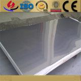 Chapa de aço inoxidável frente e verso de Uns N08904 DIN1.4539 ASTM A240 904L no estoque