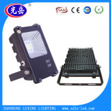 Aluminio + luz de inundación del vidrio Tempered 30W LED Floodlight/LED con IP65