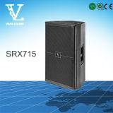 Srx715 sondern '' Resonanzkörper des Berufsaudiolautsprecher-15 aus