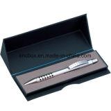 Jy-Pb29 het Vakje van de Pen van de Verpakking van de Gift van het Document van de Vorm van de Kast van de Kleur van de chocolade