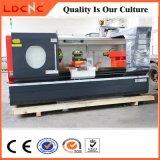 Máquina de poca potencia horizontal Ck6180 del torno del CNC de la alta precisión profesional