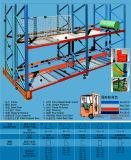 Metallspeicher-Regal Stahl-MDF-Speicher-Zahnstange