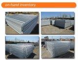Временно загородка конструкции обшивает панелями 2100mm x 2400mm для рынок Brisbane, Melbourne, Австралии
