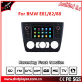 Reproductor de DVD de coche / Radio de coche para BMW E81 / E82 / E88