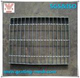 Metal/negro Steel Bar Grating para Walkway