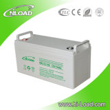 Batteria ricaricabile 12V 100ah dei sistemi solari della batteria del gel