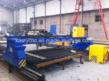 Blatt-/PflanzenEdelstahl-Rohr CNC-Plasma-Flamme-Ausschnitt-abschrägenmaschine