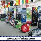 Indicateurs de publicité d'intérieur/extérieure de qualité, drapeaux d'étalage