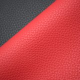 Tessuto laminato PVC sintetico impresso del cuoio della spugna del PVC per il sacchetto