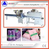 Machine à emballer automatique de rétrécissement d'essuie-main (SWC-590 + SWD-2500)