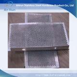 Filtro de tela de controle de areia de metal perfurado