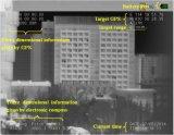 Воинские бинокли с GPS, карточка ночного видения SD, батарея, компас