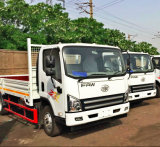 FAW Vrachtwagen van de Lading van de Vrachtwagen van 3 Ton de Kleine Lichte voor Saoediger