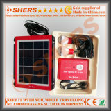 Kit de iluminación solar de la batería de Li-ion 3.7V8000mAh