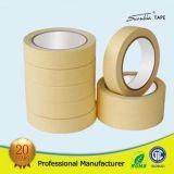Qualität kein Rückstand-Auto-Farbanstrich-selbsthaftendes Papierkreppband