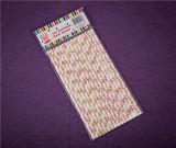 Paja de papel del plástico del arte de los productos del partido de las pajas de beber del color