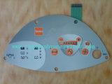Interruptor de membrana con la Mitad-Piedra Printing-117