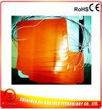 850*550*1.5mm Silicone Rubber 3D Printer Heater 230V 800W